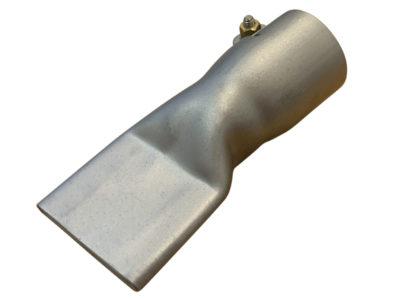 Dyse 40mm, Rett standard «push-fit» fra Herz