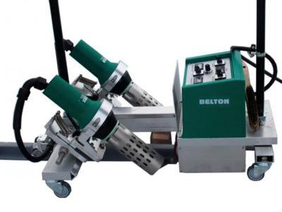 Herz BeltOn PVC 6400W, 400V Auto Profilsveiser