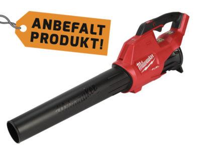 Milwaukee M18 Fuel, Lett og kraftig børsteløs løvblåser