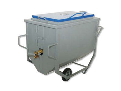 Thermobit Bitumenkoker – 150 ltr. Komplett Kit