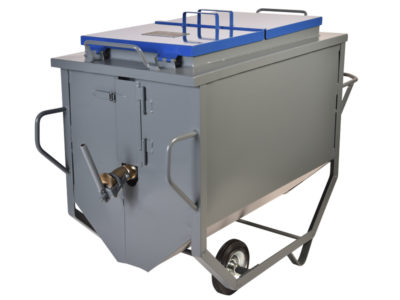 Thermobit Bitumenkoker – 250 ltr. Komplett Kit