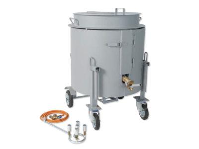 Bitumenkoker Calloni Calor 65 liter
