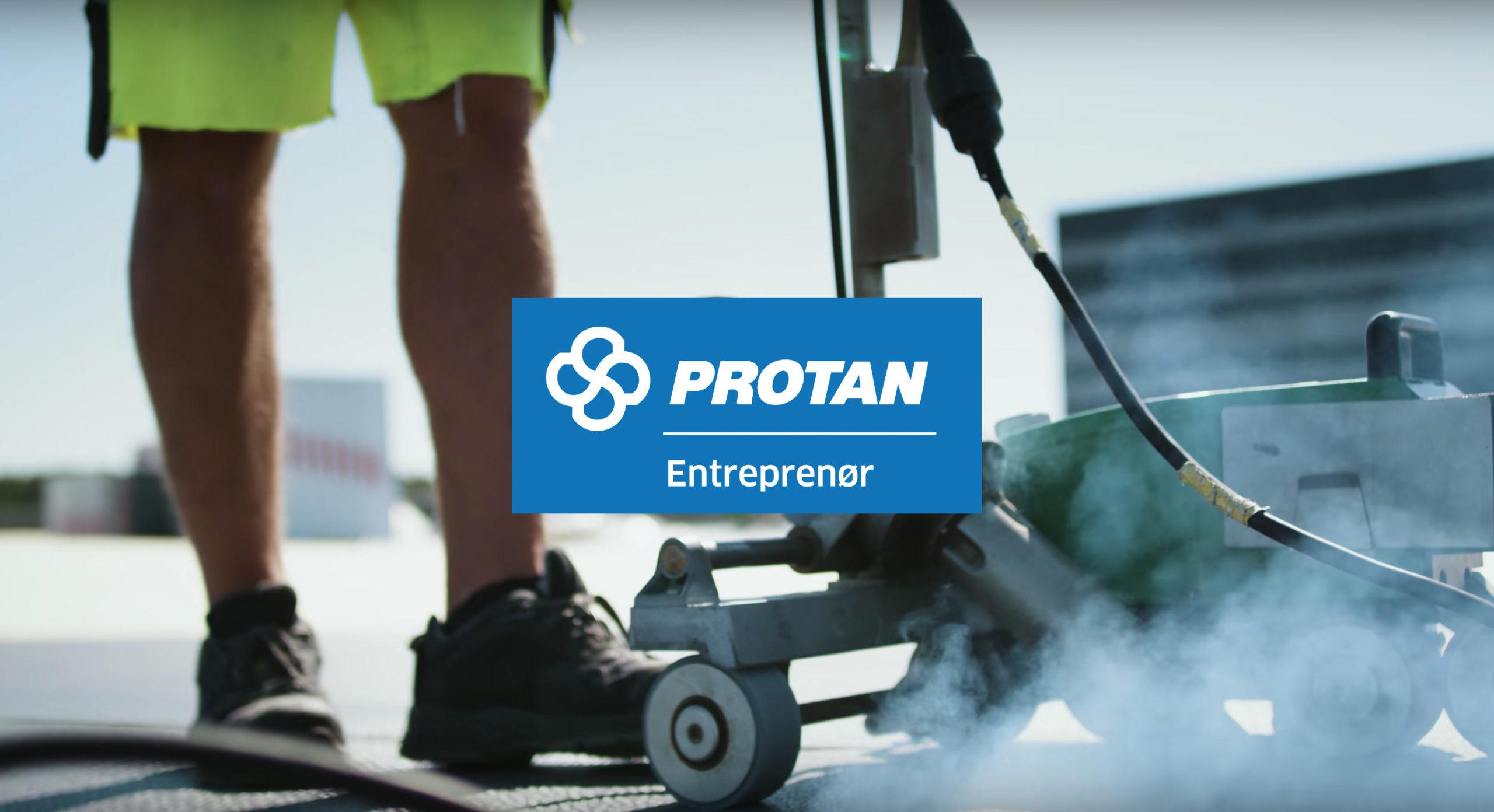 Storforbrukeravtale med Protan Entreprenør