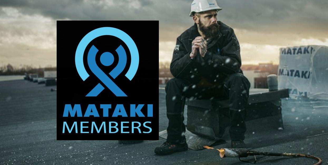 Vi ønsker Mataki-Members velkommen…