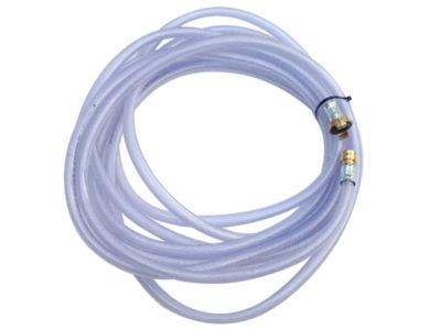 Herz PVC-slange for vakuumtesting, 10m