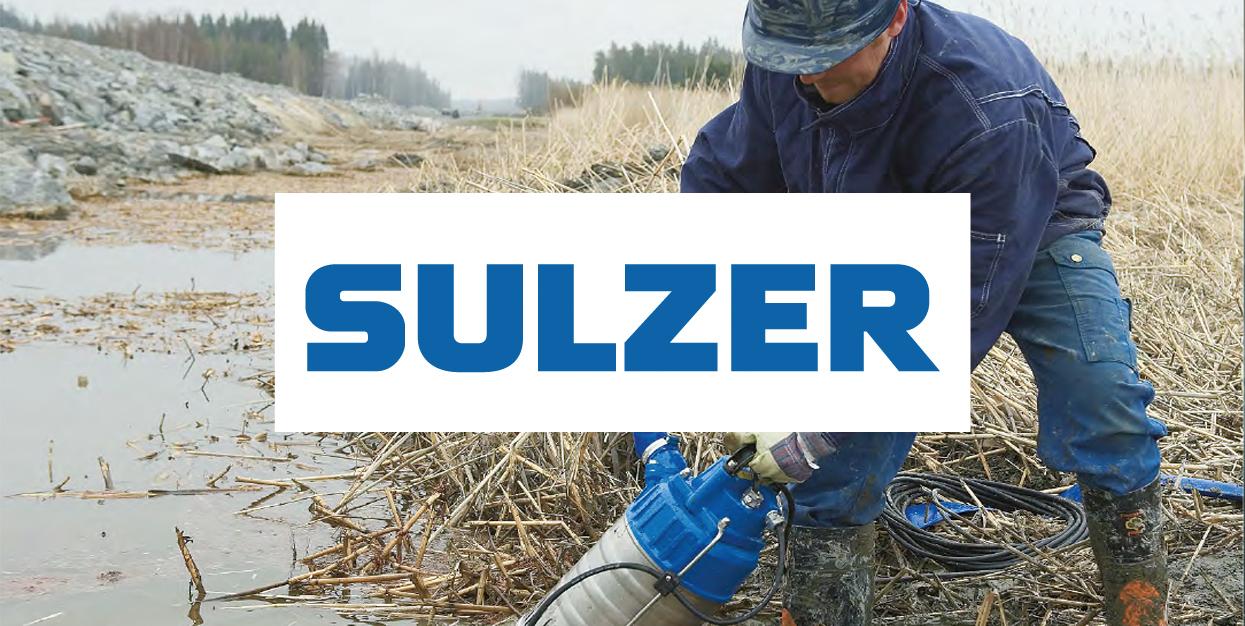 Sulzer – Nå også hos Heat Supply AS
