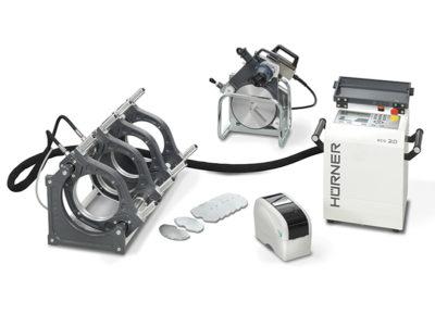 Hürner WhiteLine 160 CNC Eco 2.0 Speilsveismaskin