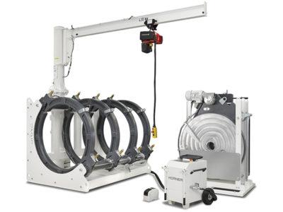 Hürner WhiteLine 1000 CNC Eco 2.0 Speilsveismaskin