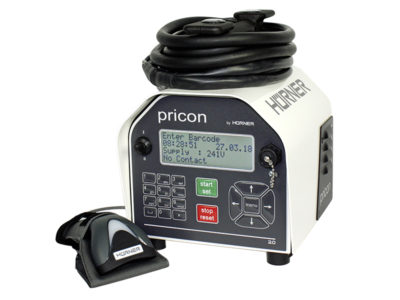 Hürner WhiteLine HST300 Pricon 2.0 BT/GPS Elektromuffesveisemaskin