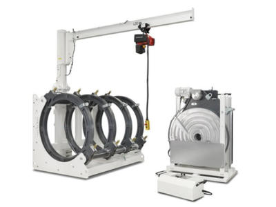 Hürner WhiteLine 800 2.0 Manuell Hydraulisk Speilsveismaskin