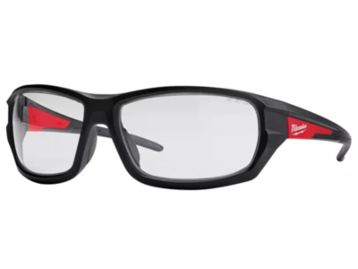 Milwaukee Vernebrille Performance Klar