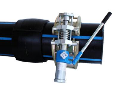 Hürner Hydraulisk sylinder for avrundingsklemmer