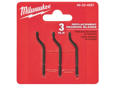 Milwaukee – Avgraderblader 3pk.