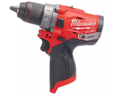 Milwaukee M12 Fuel – Kompakt børsteløs 2-girs bor/skrutrekker