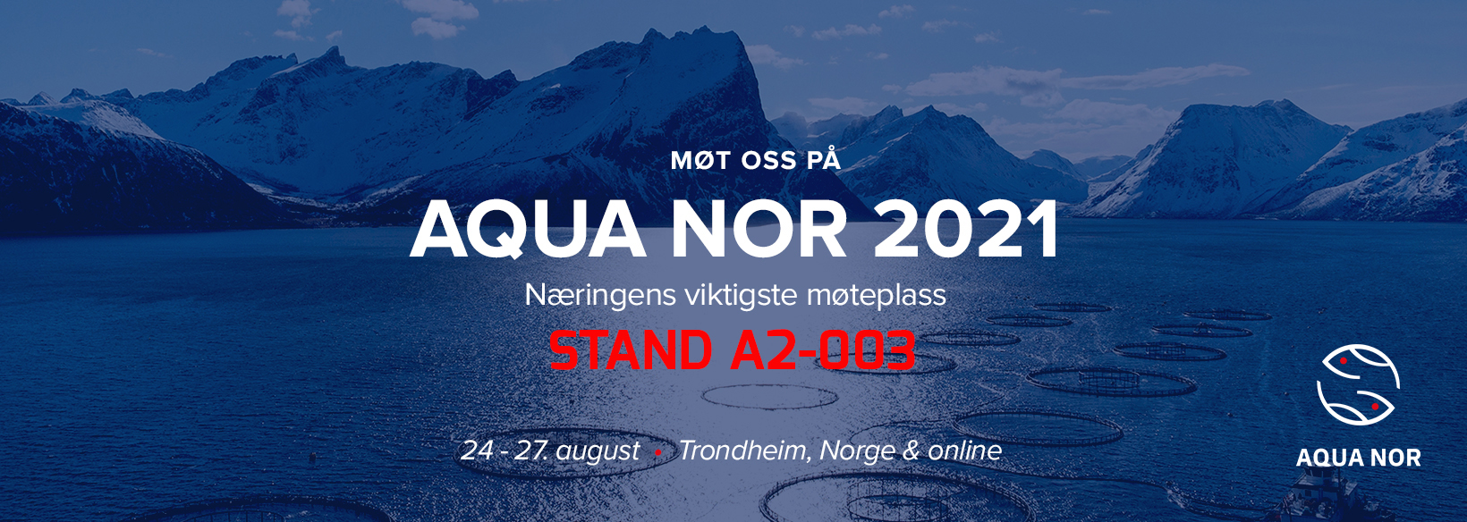 Read more about the article Heat Supply deltar på årets AquaNor-messe